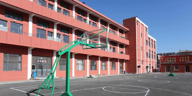 呼和浩特市悦鑫学校主楼